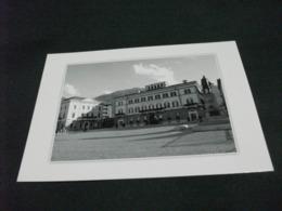 GRAND HOTEL ALBERGO ALBERGUE DELLA POSTA PIAZZA GARIBALDI SONDRIO VALTELLINA CUORE DELLE ALPI - Alberghi & Ristoranti