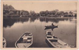 91. RIS-ORANGIS. Vue Sur La Seine - Ris Orangis
