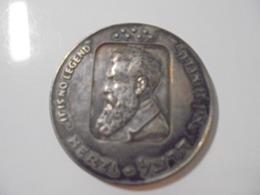 MEDAILLE 20 EME ANNIVERSAIRE D'ISRAEL 1948 1968 - Jetons En Medailles