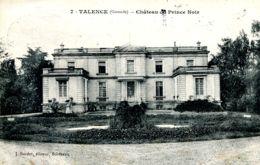N°76861 -cpa Talence -château Du Prince Noir- - Frankreich
