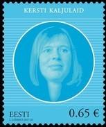 Estonia Estland Estonie 2017 (19) President Of The Republic Of Estonia – Kersti Kaljulaid - Estland