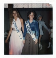 Miss Lorraine-ardennes- 1974 ( Miss France 1975 Sophie Perin Née A Talange) - Personalità