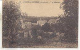 23. Chaux La Lotiere, Vue Générale - Frankrijk