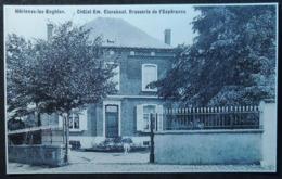 Herne Hérinnes-lez-Enghien Brouwerij Brasserie De L'Espérence Chalet Em. Clerebaut (Reproduction - Photo) - Herne
