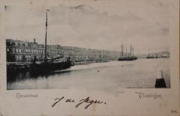 Vlissingen (Zld) Kanaalstraat 1900 Zeldzaam - Iets Roest - Vlissingen
