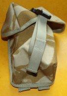 POCHETTE MULTI USAGE ( UTILITY POUCH SMALL ) POUR GILET TACTIQUE DE COMBAT MILITAIRE DE L'ARMEE ANGLAISE , BON ETAT  VOI - Equipement