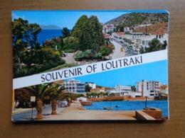 Griekenland - Greece / Souvenir Of Loutraki -> Unwritten - Grecia