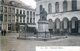 Ath - Monument Delacqz - Ath