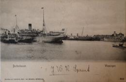 Vlissingen (Zld) Buitenhaven (schip - Schepen) No3 // 1906 - Vlissingen