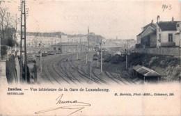 Belgique - Bruxelles - Ixelles - Intérieure De La Gare De Luxembourg - Ixelles - Elsene