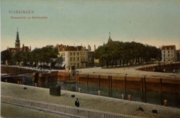 Vlissingen (Zld.) Nieuwedijk En Bellamykade 19?? - Vlissingen