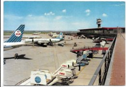 Fiumicino (Roma). Aeroporto Intercontinentale Leonardo Da Vinci. - Fiumicino