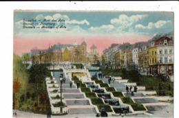 CPA-Carte Postale-Belgique-Bruxelles-Mont Des Arts En 1931 VM9336 - Avenues, Boulevards