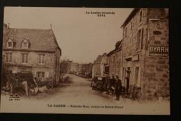 La Garde - Grande Rue - Autres Communes