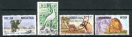 Nigeria 1993 Wildlife Set Used (SG 652-655) - Nigeria (1961-...)