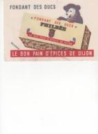 Buvard Pain D'épices Philbée - Gingerbread