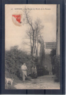 95. Sannois. La Montée Du Moulin De La Terrasse - Sannois