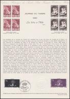 Collection Historique: Tag Der Briefmarke - Der Brief / La Lettre à Melie 1980 - Stamp's Day