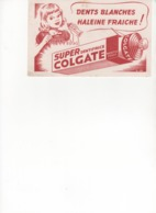 Buvard Dentifrice Colgate - Parfum & Kosmetik