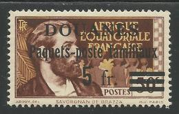 AFRIQUE EQUATORIALE FRANCAISE - AEF - A.E.F. - 1946 - YT DOUANES 1** - A.E.F. (1936-1958)