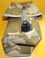 POCHETTE MULTI USAGE ( UTILITY POUCH ) POUR GILET TACTIQUE DE COMBAT MILITAIRE DE L'ARMEE ANGLAISE , BON ETAT  VOIR PHOT - Equipement