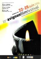 [MD4020] CPM - CINEMA - AVIGNON FILM FESTIVAL 2006 - PERFETTE - NV - Cinema