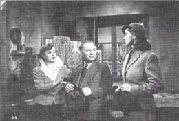 [MD4026] CPM - CINEMA - PERSIANE CHIUSE 1950 - RIPRODUZIONE - PERFETTA - NV - Cinema