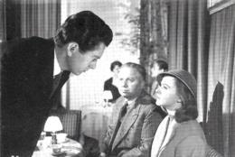 [MD4027] CPM - CINEMA - PERSIANE CHIUSE 1950 - RIPRODUZIONE - PERFETTA - NV - Cinema