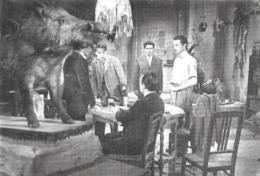 [MD4030] CPM - CINEMA - IL BIVIO 1951 - RIPRODUZIONE - PERFETTA - NV - Cinema