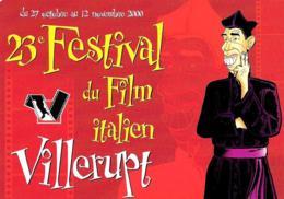 [MD4032] CPM - CINEMA - VILLERUPT - 23° FESTIVAL DU FILM ITALIEN - PERFETTA - NV - Cinema