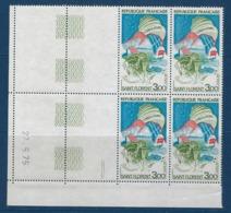"""FR Coins Datés YT 1794 """"Golfe De ST-Florent """" Neuf** Du 27.5.75 - 1970-1979"""
