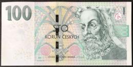 Czech Rep P NEW - 100 Korun 2018 - UNC - Repubblica Ceca