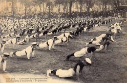58 - NEVERS - Concours De Gymnastique - Mouvements D'ensemble - - Nevers