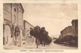 20 CORSE L'église Du Sacré-Coeur D'AJACCIO - Ajaccio