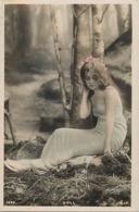 Artistes - Artiste -ref D91- Artistes -artiste -femmes - Femme - Photo Reutlinger Paris - Doll   - - Entertainers