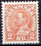 DENMARK  #  FROM 1934  STAMPWORLD 213** - 1913-47 (Christian X)