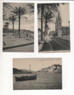 La Calle Lot  3 Cartes - Algérie