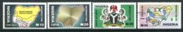 Nigeria 2000 New Millennium Set Used (SG 748-751) - Nigeria (1961-...)