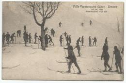 Valle Vermenagna  - LIMONE - Esercitazioni Cogli Ski - Autres Villes