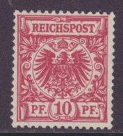 DR MiNr. 47db ** Gepr. - Deutschland