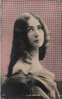 Artistes - Artiste -ref D80- Spectacle - Artistes -artiste -femmes - Femme -photo Reutlinger Paris - Cleo De Merode - - Artistes