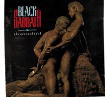 CD N°3684 - BLACK SABBATH - THE ETERNAL IDOL - COMPILATION 9 TITRES - Hard Rock & Metal