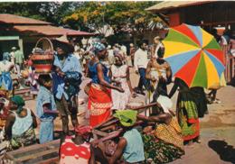 Afrique Marché Africain Très Animée - Other