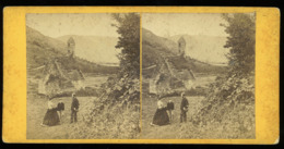 Stereoview - Glendalough, Co. Wicklow IRELAND - Visionneuses Stéréoscopiques