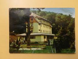 CARTOLINA POSTCARD JUGOSLAVIA YUGOSLAVIA 1965 HOTEL BELI IZVOR NA GOCU SERBIA BOLLO BUILDINGS OBLITERE ANNULLO - Jugoslavia