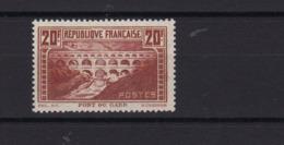 France N° 262 Type IIB  , Neuf * , 2 Dents Limites - Nuevos