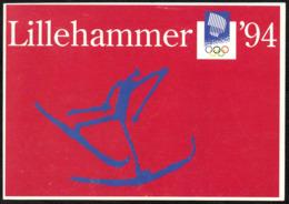C9667 - Olympiade Olympische Spiele 1994 Lillehammer - MDM Münzhandelsgesellschaft - Olympische Spelen