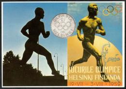 C9668 - Olympiade Olympische Spiele 1959 Helsinki Finnland - MDM Münzhandelsgesellschaft - Olympische Spelen