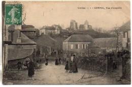 19 CORNIL  Vue D'ensemble - Frankrijk