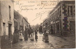 19 SORNAC  Grand'Rue - Other Municipalities
